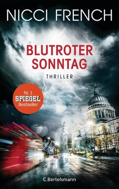 Blutroter Sonntag / Frieda Klein Bd.7 - French, Nicci