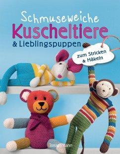 Schmuseweiche Kuscheltiere & Lieblingspuppen