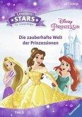 Leselernstars Disney Prinzessin: Die zauberhafte Welt der Prinzessinnen (Mängelexemplar)