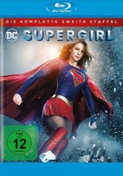 Supergirl - Die komplette 2. Staffel BLU-RAY Box - Melissa Benoist,Mehcad Brooks,Chyler Leigh