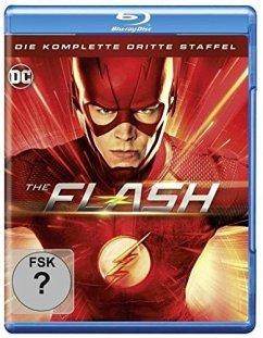 The Flash - Die komplette dritte Staffel BLU-RAY Box - Grant Gustin,Candice Patton,Danielle Panabaker