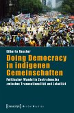 Doing Democracy in indigenen Gemeinschaften (eBook, PDF)