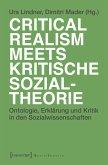 Critical Realism meets kritische Sozialtheorie (eBook, PDF)