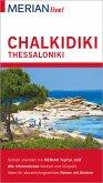 MERIAN live! Reiseführer Chalkidiki Thessaloniki (eBook, ePUB)