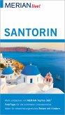 MERIAN live! Reiseführer Santorin (eBook, ePUB)