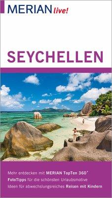 MERIAN live! Reiseführer Seychellen (eBook, ePUB) - Bech, Anja
