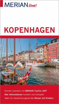 MERIAN live! Reiseführer Kopenhagen (eBook, ePUB) - Scherping, Jan