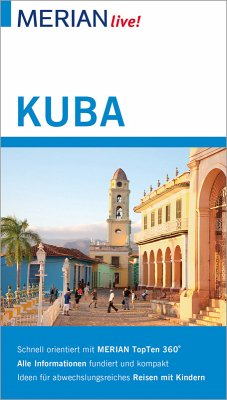 MERIAN live! Reiseführer Kuba (eBook, ePUB) - Schümann, Beate