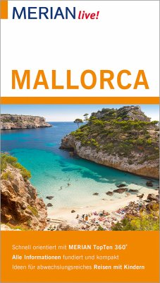 MERIAN live! Reiseführer Mallorca (eBook, ePUB) - Schmid, Niklaus