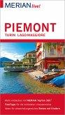 MERIAN live! Reiseführer Piemont Turin Lago Maggiore (eBook, ePUB)