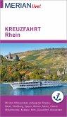MERIAN live! Reiseführer Kreuzfahrt Rhein (eBook, ePUB)