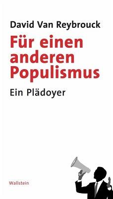 Für einen anderen Populismus (eBook, ePUB)