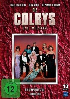 Die Colbys - Das Imperium - Gesamtedition Staff...