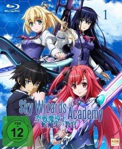 Sky Wizards Academy - Vol 1