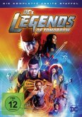 DC's Legends of Tomorrow - Die komplette zweite Staffel DVD-Box