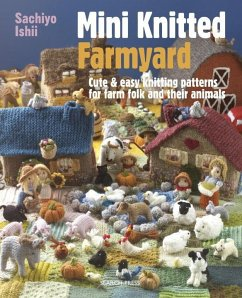 Mini Knitted Farmyard