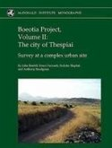 Boeotia Project, Volume II: The City of Thespiai: Survey at a Complex Urban Site