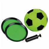 KICK & STICK Indoor Fußball Set