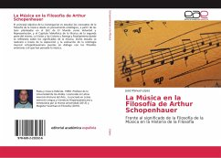 La Música en la Filosofía de Arthur Schopenhauer