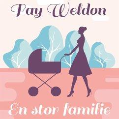 9788711796672 - Weldon, Fay: En stor familie (uforkortet) (MP3-Download) - Bog