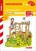 Training Grundschule - Mathematik Sachaufgaben 1. Klasse + ActiveBook