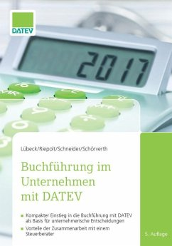 Buchführung im Unternehmen mit DATEV, 5. Auflag...