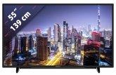Grundig 55 VLX 7710 BP schwarz 139 cm (55 Zoll) Fernseher (4K / Ultra HD, DVB-T2/ DVB-S2/ DVB-C, Smart TV)