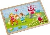 Holzpuzzle Prinzessinnen (Kinderpuzzle)