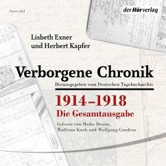Verborgene Chronik 1914-1918 (MP3-Download) - Exner, Lisbeth; Kapfer, Herbert