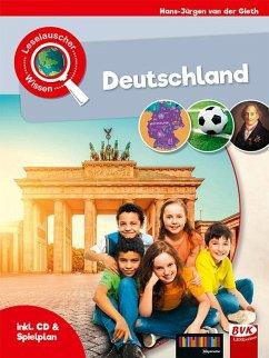 Leselauscher Wissen: Deutschland (inkl. CD & Sp...