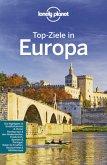 Lonely Planet Reiseführer Top-Ziele in Europa