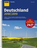 ADAC Maxiatlas Deutschland 2018/2019 1:150 000