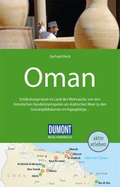 DuMont Reise-Handbuch Reiseführer Oman