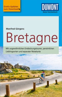 DuMont Reise-Taschenbuch Reiseführer Bretagne