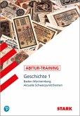 Abitur-Training - Geschichte Band 1. BaWü. Baden-Württemberg - 2018