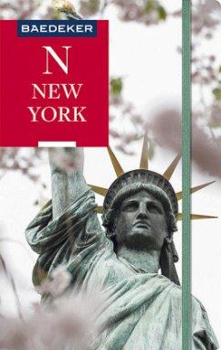 Baedeker Reiseführer New York - Moll, Sebastian