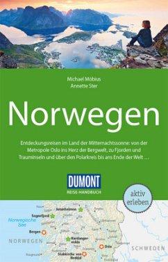 DuMont Reise-Handbuch Reiseführer Norwegen - Möbius, Michael; Ster, Annette