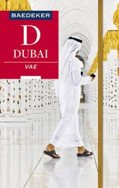Baedeker Reiseführer Dubai, VAE - Wöbcke, Manfred