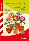 STARK Lernzielkontrollen Grundschule - Mathematik 1.-4. Klasse