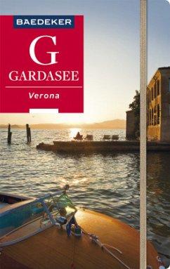 Baedeker Reiseführer Gardasee, Verona - Müssig, Jochen
