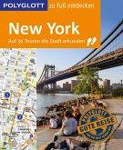 POLYGLOTT Reiseführer New York zu Fuß entdecken (eBook, ePUB)