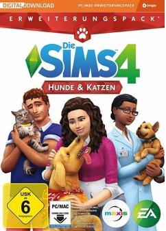 Die Sims 4 - Hunde & Katzen (Code in a Box) (PC)