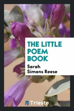 9780649315246 - Reese, Sarah Simons: The Little Poem Book - Bog