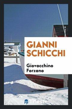 9780649315925 - Forzano, Giovacchino: Gianni Schicchi - Libro