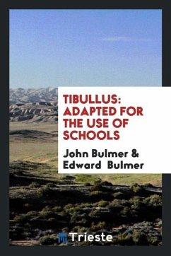 9780649315857 - Bulmer, John; Bulmer, Edward: Tibullus - Livre