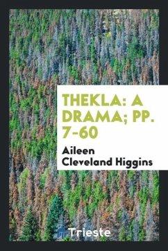 9780649315901 - Higgins, Aileen Cleveland: Thekla - كتاب