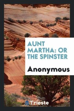 9780649315956 - Anonymous: Aunt Martha - Book