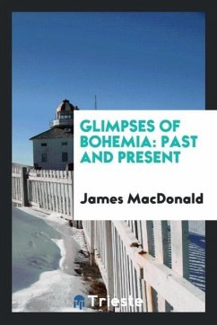 9780649315628 - Macdonald, James: Glimpses of Bohemia - Book