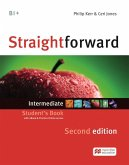 Straightforward Intermediate. Student's Book, Workbook, Audio-CD and Webcode