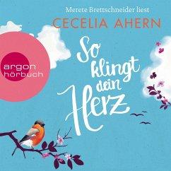 So klingt dein Herz (Autorisierte Lesefassung) (MP3-Download) - Ahern, Cecelia
